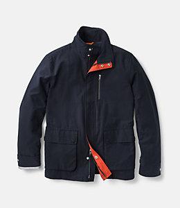 Nylon Utility Jacket