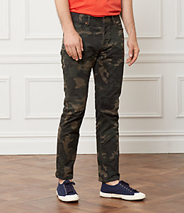 Camo Stonehill Slim Fit 5-Pocket Pant