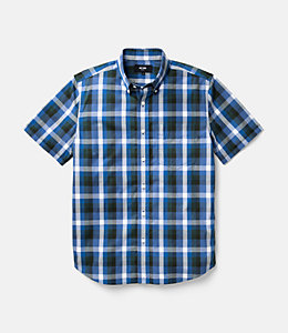 Caufield Exploded Blocked Plaid Shirt
