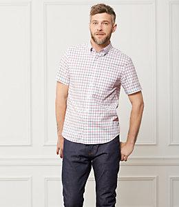 Caufield Tattersall Twill Shirt