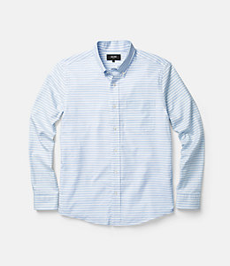 Palmer Bold Horizontal Striped Shirt