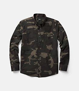 Palmer Camo Print Shirt
