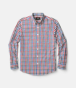 Palmer Large Gingham Dobby Shirt