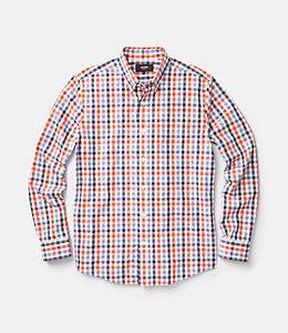 Palmer Large Gingham Dobby Shirt