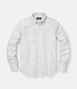Sheppard Trapunto Heathered Tattersall Shirt