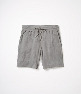 Double Face Knit Short