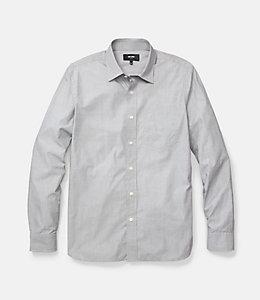 End On End Spread Collar Shirt