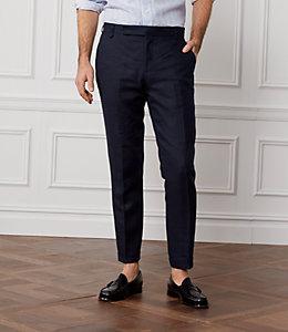 Linen Dress Trouser