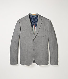 Knit Travel Blazer
