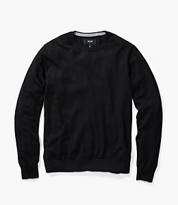 Real-Life Merino Crewneck Sweater