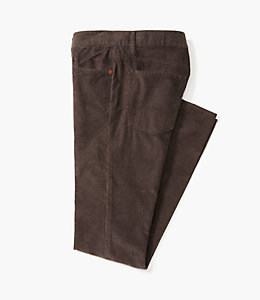 Slim Fit 5-Pocket Cord
