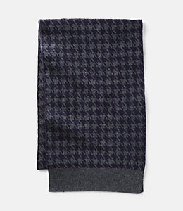 Beacon Houndstooth Scarf