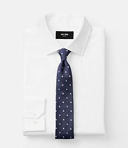 Floral Foulard Tie