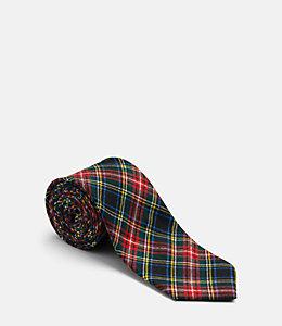 Black Stewart Tie