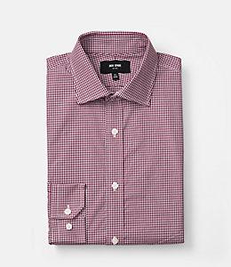 Thompson Gingham Dress Shirt