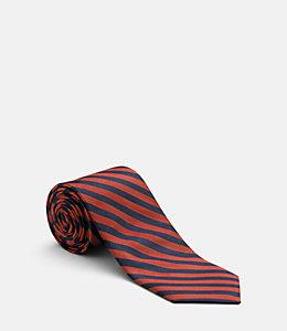 Mogador Circus striped Tie