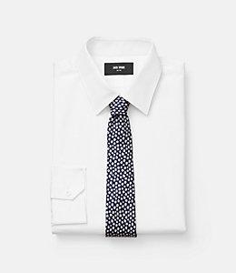 Floral Conversational Tie