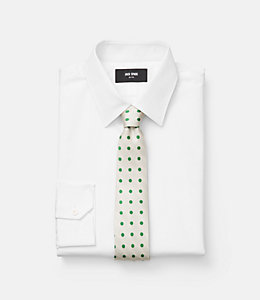 Large Dot Tie