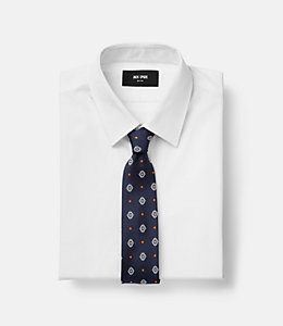 Deven Foulard Tie