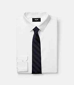 Grosgrain Repp Stripe Tie