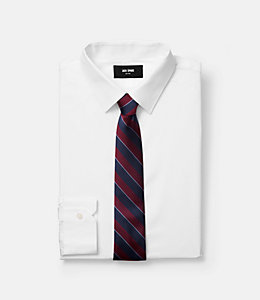 Large Bar Stripe Tie