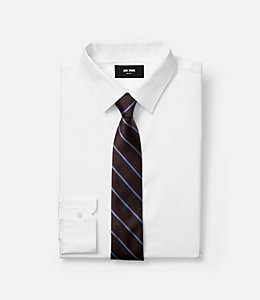 Spaced Stripe Tie