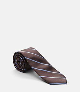 Spaced Stripe Tie