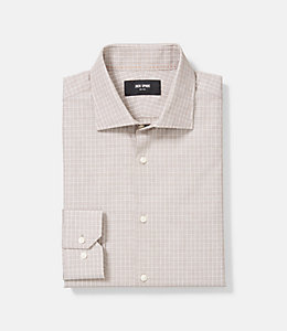 Thompson Weave End On End Dress Shirt