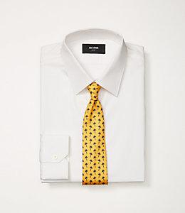 Palm Tree Print Tie