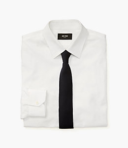 Dipped Edge Knit Tie