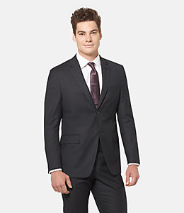 Warren Fit Wool Micro Design Suit