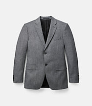 Warren Fit Wool Herringbone Sport Coat