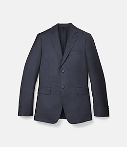 Warren Fit Wool Shadow Windowpane Suit