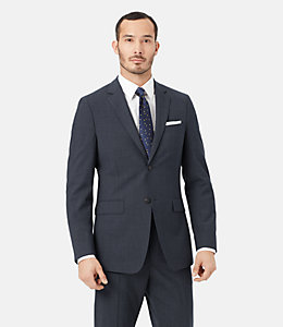 Warren Fit Wool Plain Weave Suit