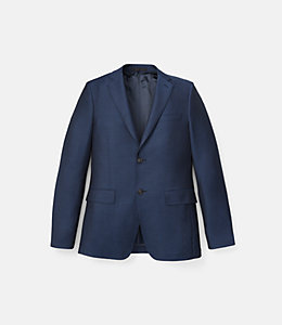 Warren Fit Wool Basket Weave Sport Coat