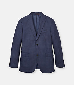 Warren Fit Textured Double Face Sport Coat