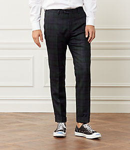 Warren Fit Black Watch Trouser