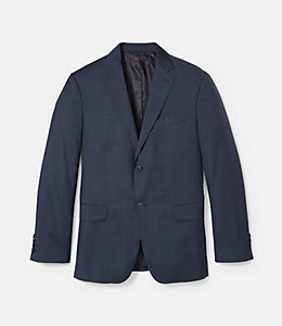 Warren Fit Prince Of Wales Sport Coat
