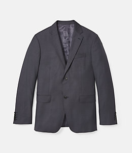 Warren Fit Sharkskin Sport Coat