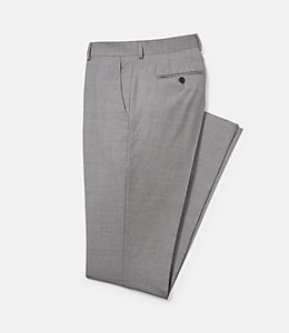 Warren Fit Micro Check Trouser