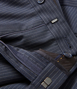 Warren Fit Pinstripe Trouser
