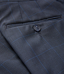 Warren Fit Prince Of Wales Trouser