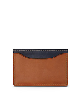 Mitchell Leather Credit Card Holder