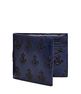 Embossed Anchor Bill Holder