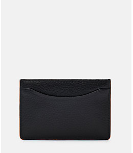 Mason Leather Credit Card Holder