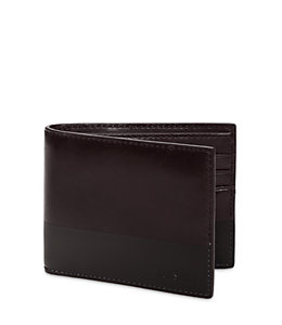 Dipped Leather Bill Holder