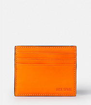Grant Leather 6 Card Holder