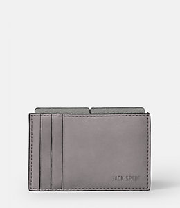 Grant Leather File Wallet
