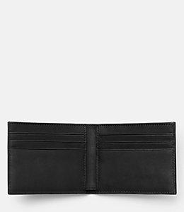 Varick Leather Slim Billfold