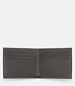 Varick Leather Slim Billfold